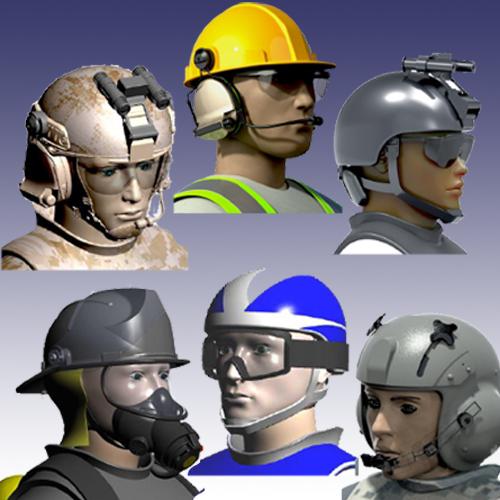 Ergo-link™ 3-D Human CAD Mannequin Models